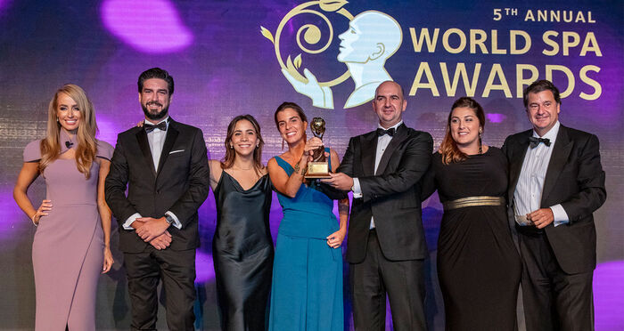natura bissé, world's best spa brand 2019 - Natura Bissé