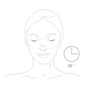 diamond white glowing mask - step 2 - Getting the best of it