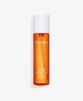 c+c vitamin micellar cleansing water - Limpiador Tóner Productos veganos - Natura Bissé