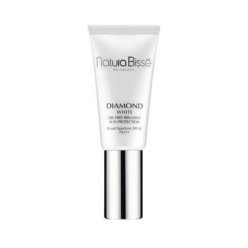 diamond white spf 50 pa+++ oil-free brilliant sun protection - Protección solar - Natura Bissé