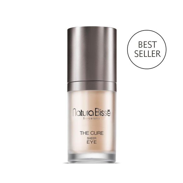 the cure sheer eye - Treatment creams with color Eye & Lip Contour - Natura Bissé