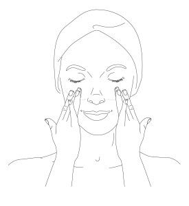 eye & lip makeup remover - step 3 - Getting the best of it