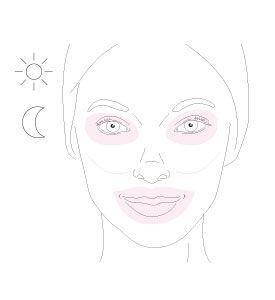 essential shock intense eye & lip treatment - step 1 - Getting the best of it