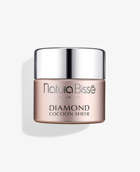 diamond cocoon sheer cream - Treatment creams Treatment creams with color - Natura Bissé