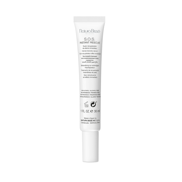 s.o.s instant rescue - Specific treatments vegan products - Natura Bissé