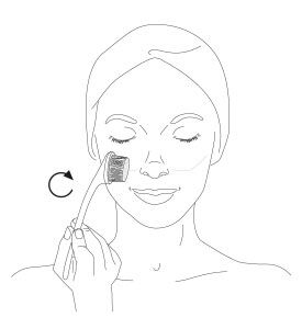 stabilizing cleansing mask - step 2 - Getting the best of it