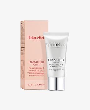 diamond white spf 50 pa+++ oil-free brilliant sun protection - - Natura Bissé