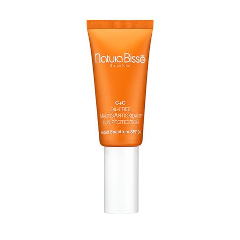 c+c oil-free macro-antioxidant sun protection spf 30 - Protección solar - Natura Bissé