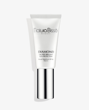 diamond spf 50 pa +++ oil-free brilliant sun protection - Treatment creams with color Sun Protection vegan products - Natura Bissé