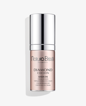 diamond cocoon sheer eye - Treatment creams with color Eye & Lip Contour - Natura Bissé