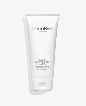 facial cleansing gel + aha - Cleansers & makeup removers vegan products - Natura Bissé