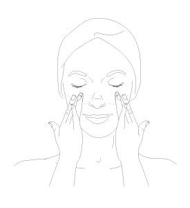 diamond ice-lift mask - step 2 - Getting the best of it