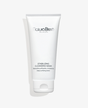 stabilizing cleansing mask - Cleansers & makeup removers Mask vegan products - Natura Bissé