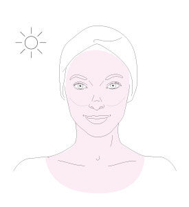 c+c oil-free macro-antioxidant sun protection spf 30 - step 1 - Getting the best of it