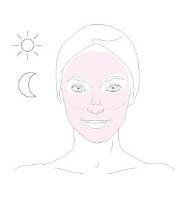 essential shock intense mask - step 1 - Getting the best of it