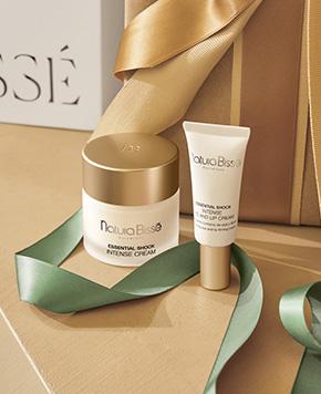 essential shock intense holiday set - Treatment creams Eye & Lip Contour - Natura Bissé