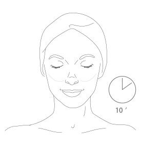 oxygen finishing mask - step 2 - Getting the best of it