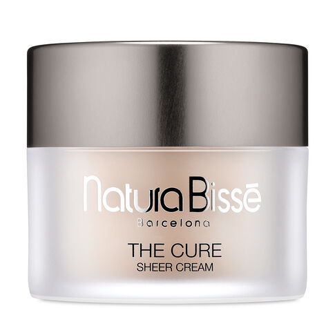 the cure sheer cream - Treatment creams with color - Natura Bissé
