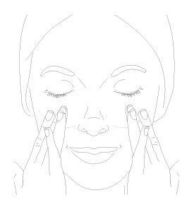 diamond life infusion retinol eye serum - step 3 - Getting the best of it
