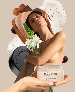 the body scrub - Exfoliantes Manos y cuerpo Productos veganos - Natura Bissé