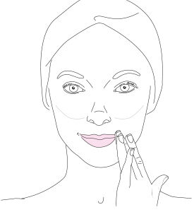 diamond lip booster - step 1 - Getting the best of it