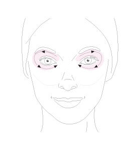 eye recovery balm - step 2 - Getting the best of it