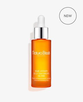 c+c vitamin self-tan drops - Specific treatments - Natura Bissé