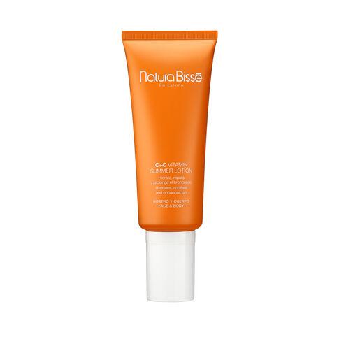 c+c vitamin summer lotion - Hands & Body - Natura Bissé