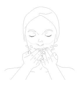 oxygen finishing mask - step 3 - Getting the best of it