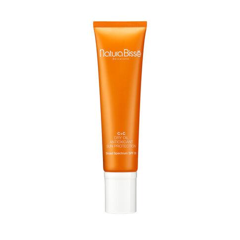 c+c dry oil antioxidant sun protection - Sun Protection - Natura Bissé