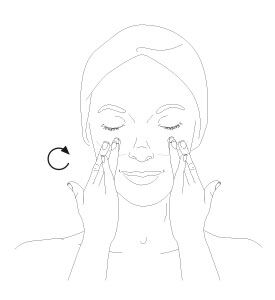 essential shock intense eye & lip treatment - step 3 - Getting the best of it