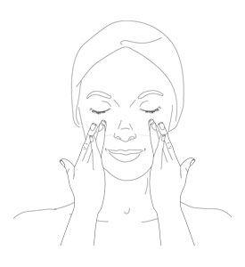 diamond luminous serum - step 2 - Getting the best of it