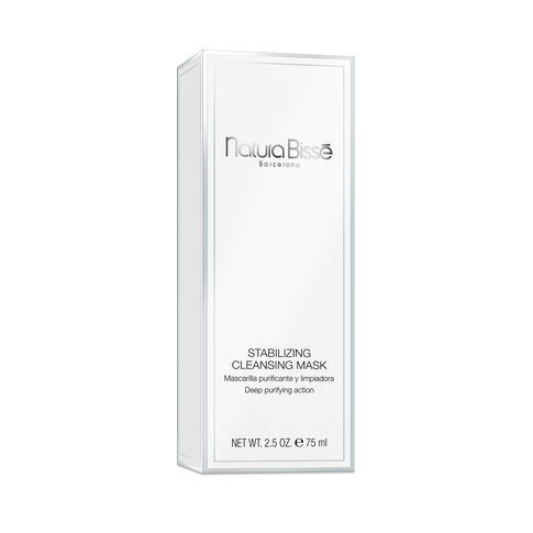 stabilizing cleansing mask - Cleansers & makeup removers Mask - Natura Bissé
