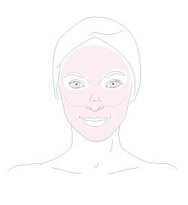stabilizing cleansing mask - step 3 - Getting the best of it