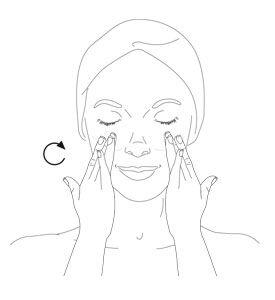 essential shock intense gel cream - step 2 - Getting the best of it